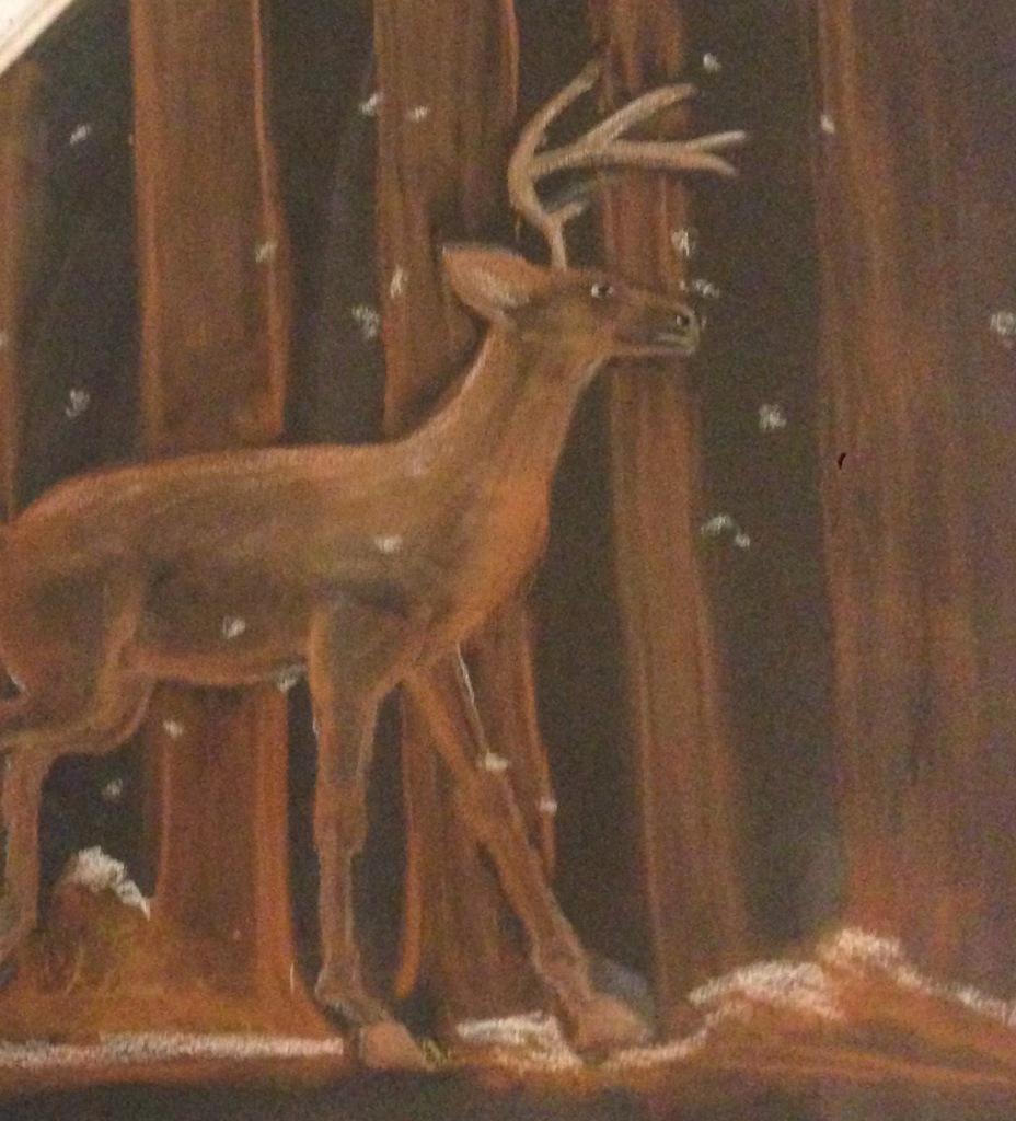 chalkoard_deer