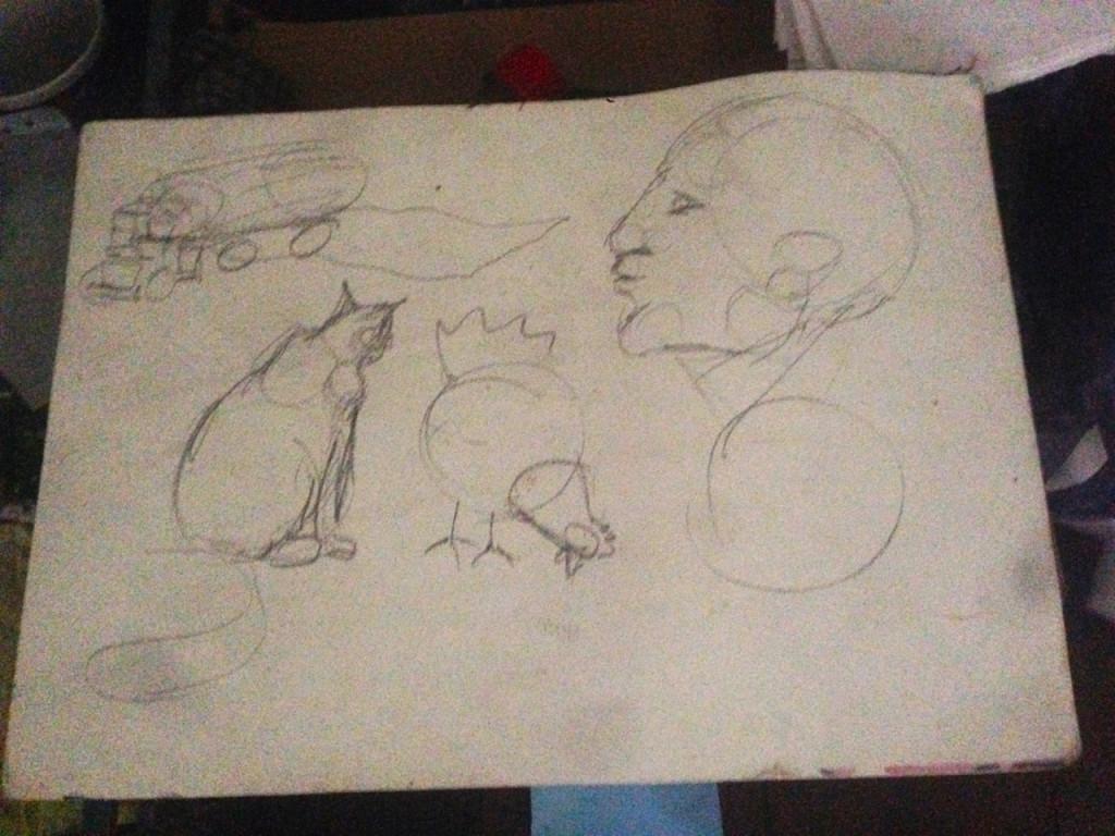 hansy sketches