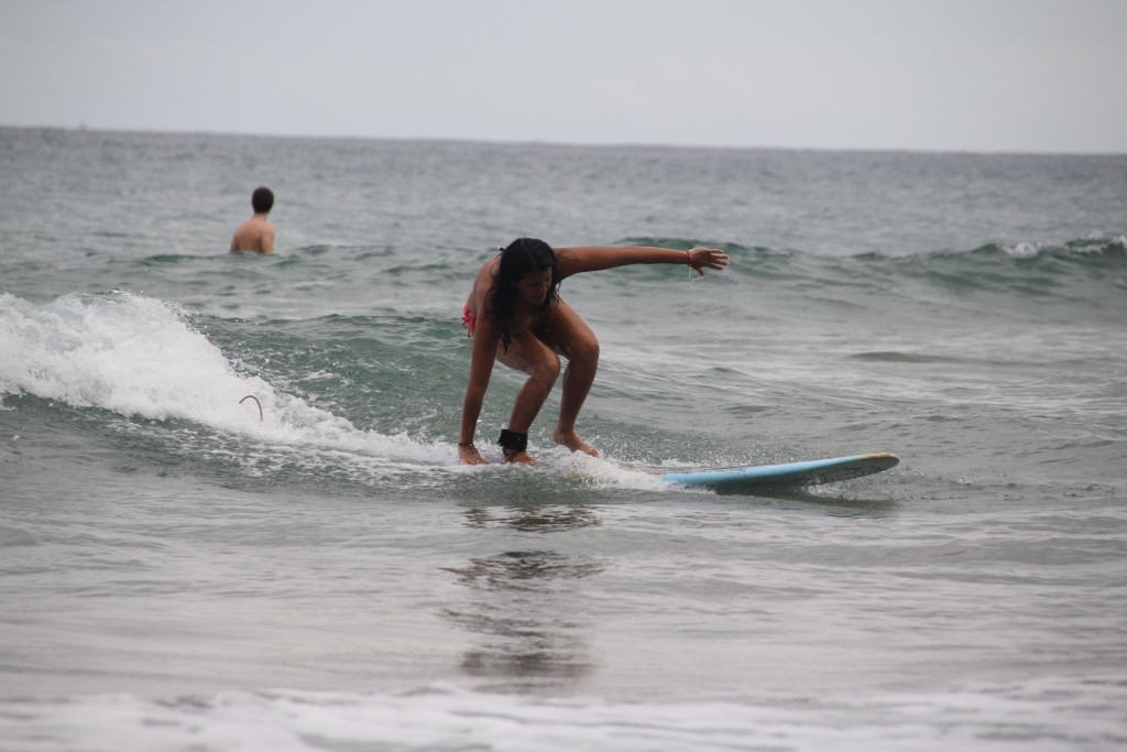 the most ungraceful surfer ever