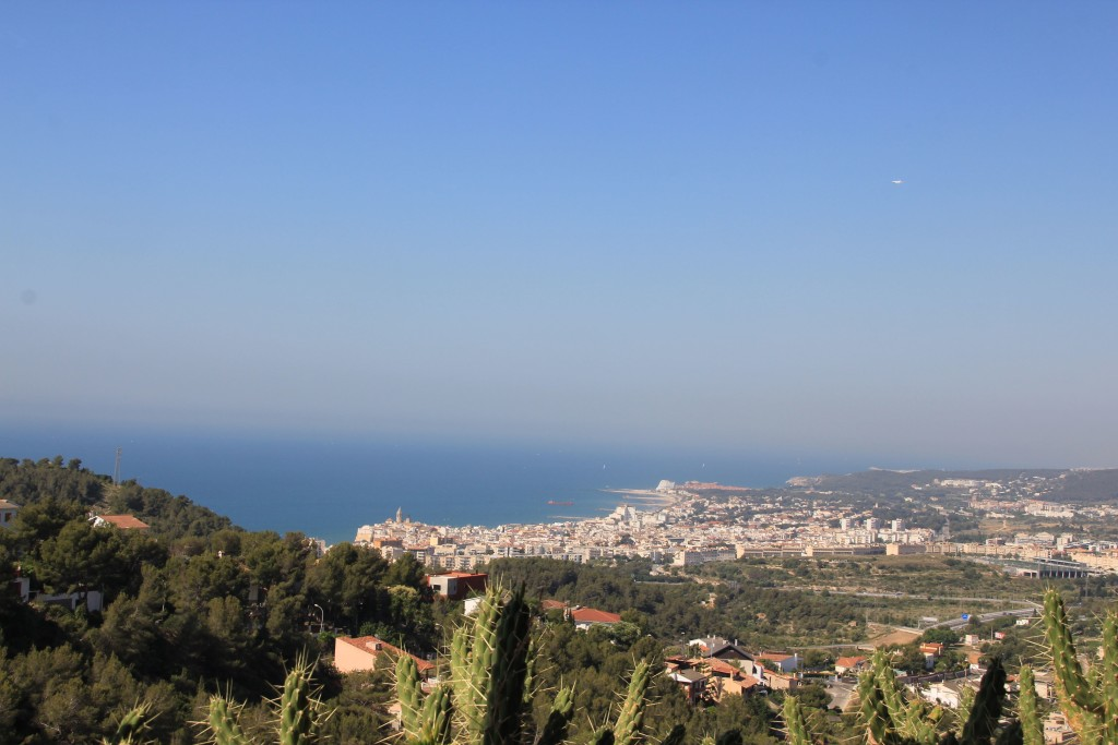 the sitges view