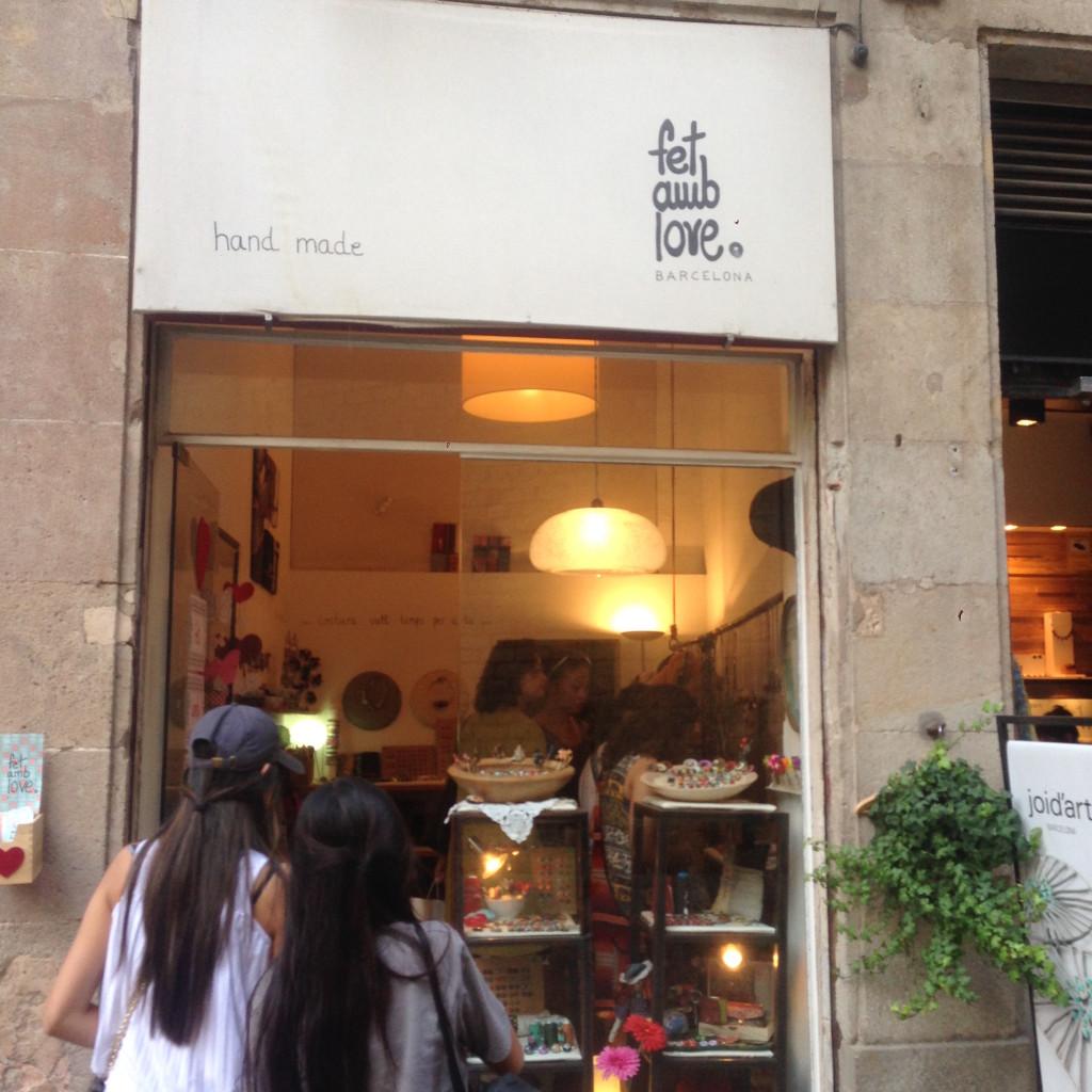 handmade barcelona