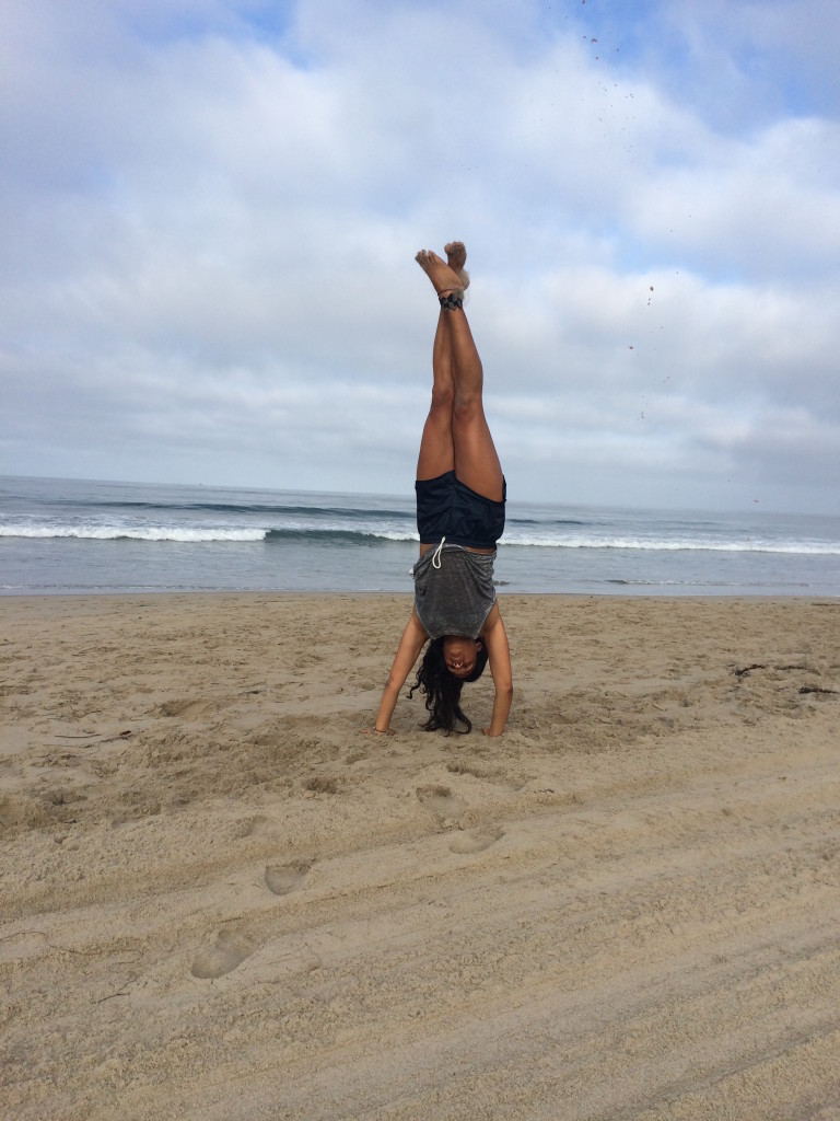Pacific Coast Handstand Aug 23