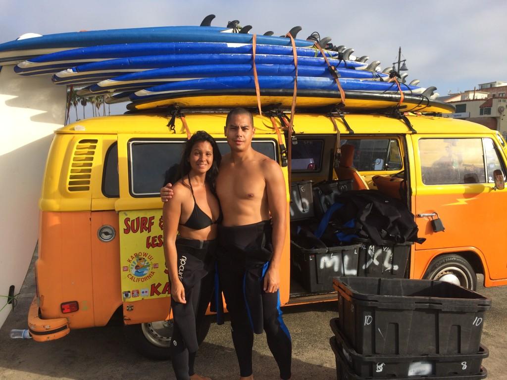 Pre-surf pic
