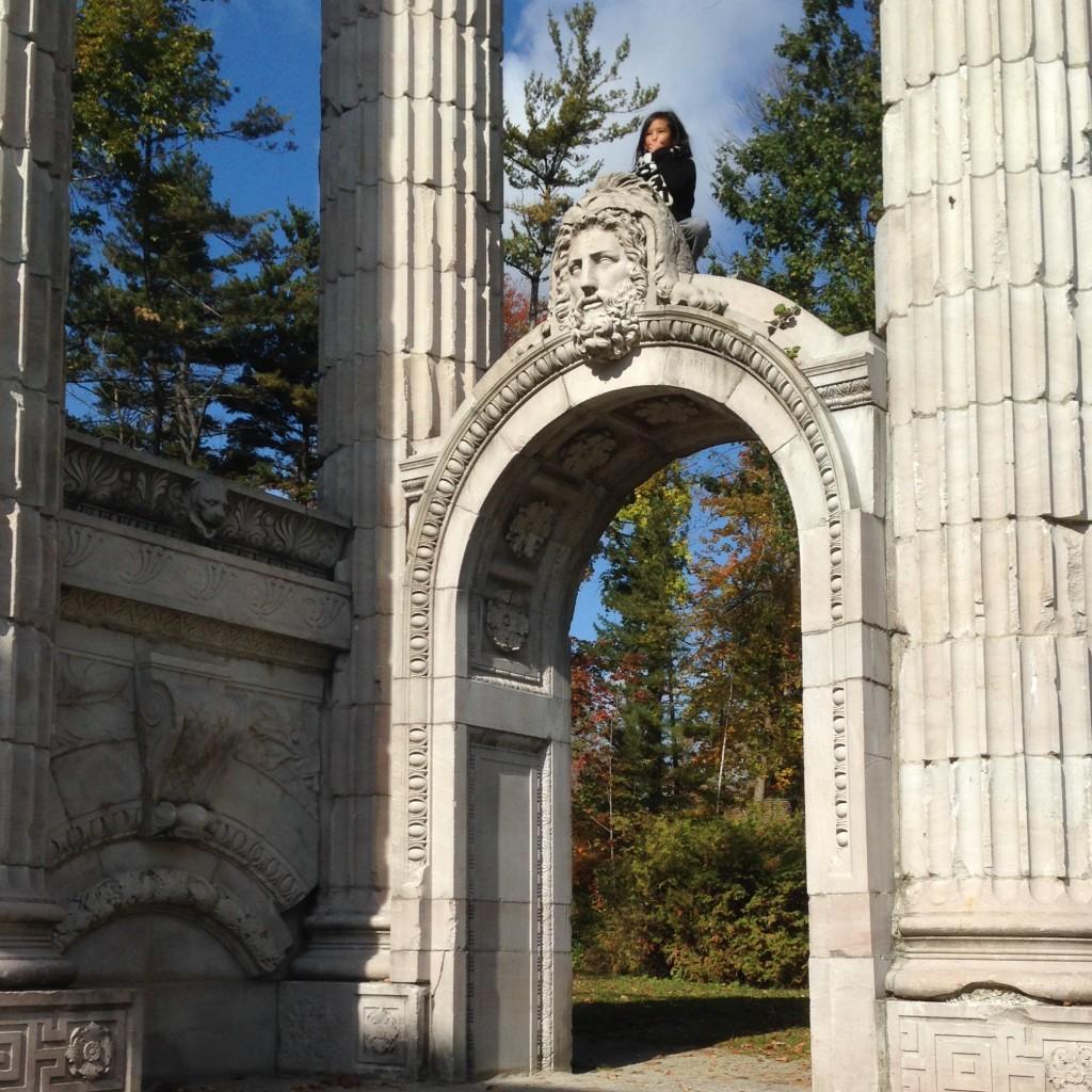 arch climbing 2