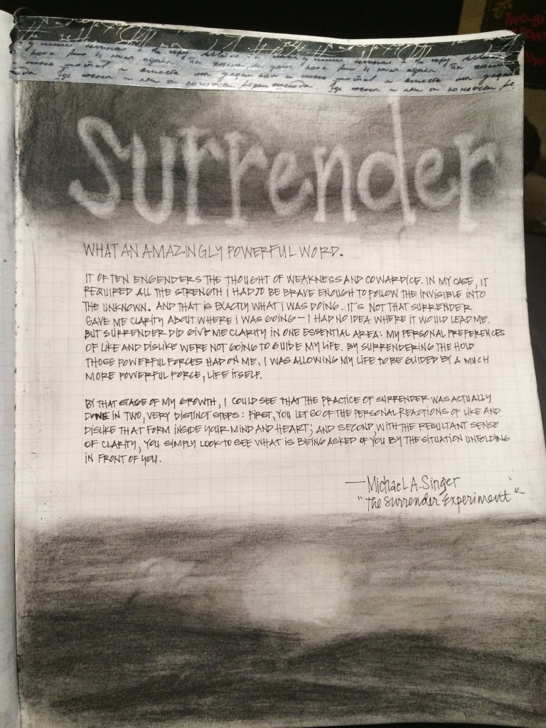 project surrender