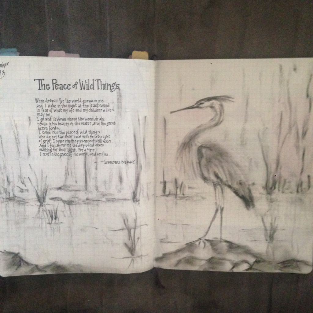 book of hours_heron