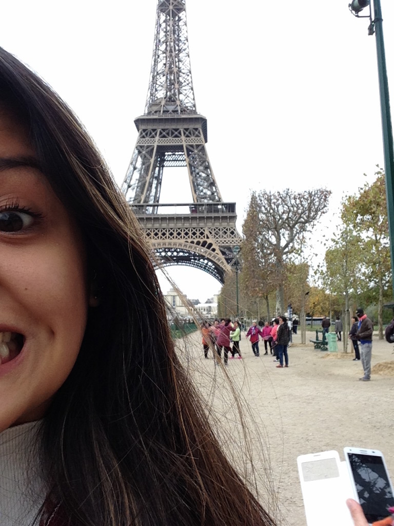 daughter in paris