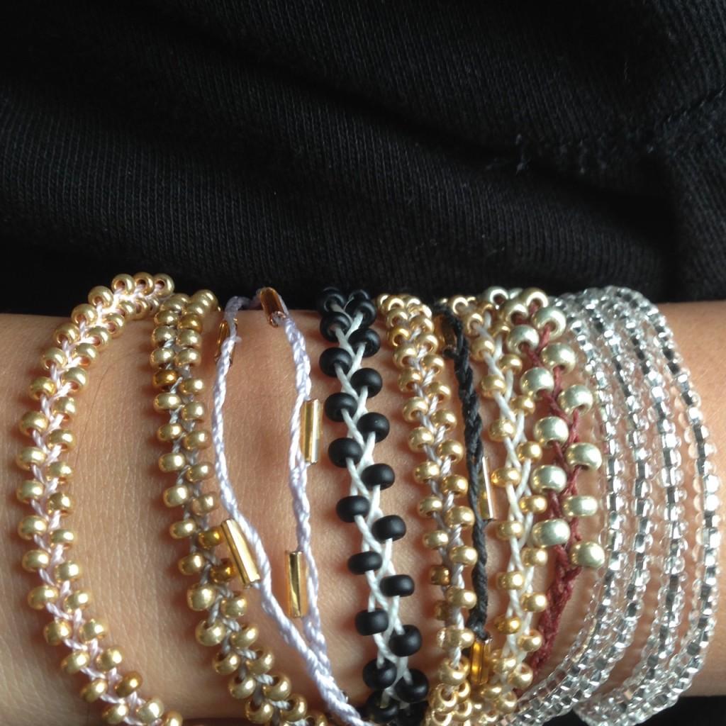 neema bracelets