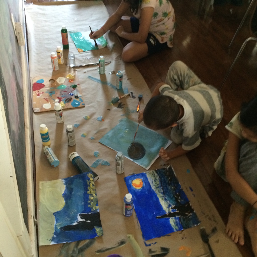 painting station 2016