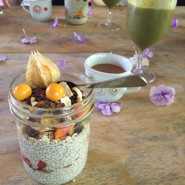 bliss catering chia goodness