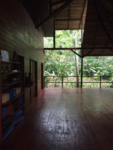 our yoga home